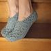Primrose Evening Slippers pattern