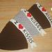 Chocolate Smooch Hat pattern