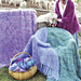 Marvelous Mohair Shawls and Afghans (AC21) pattern