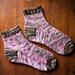 Roslyn Socks pattern