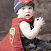 superman costume 3-6 months pattern
