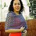 Lacey Vine Shawl pattern