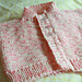Knitty Gritty Cardigan for baby pattern