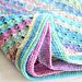 Spring into Summer Blanket pattern