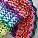 Chromatic Cobbles Blanket pattern