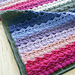 Royal Icing Blanket pattern