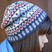 Wisconsin Cap pattern