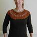 Helsinki Sweater pattern
