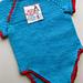 Knitted Baby Onesie pattern