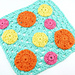 Connect The Dots Dishcloth pattern