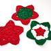 5 Point Granny Stars pattern