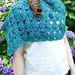 Sparkling Waters Wrap pattern