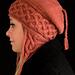 Kolmen Earflap Hat pattern