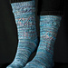 Logan Pass Socks pattern