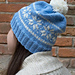 Snowbank Hat pattern