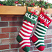 Harvey Christmas Stocking pattern