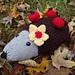 Harriette, the hedgehog pattern