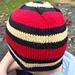 Friend or Foe Hat pattern