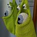 Frog Bag pattern
