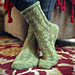 Rigging Socks pattern