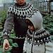 Child's Icelandic Pullover pattern