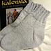 Big Squishy Bed Socks pattern