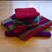 Felted Hot Pad and Coaster pattern