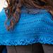 Winter Blues Scarf pattern