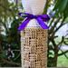 Basketweave Wine Gift Bag pattern