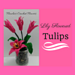 Lily Flowering Tulips pattern