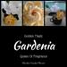 Golden Magic Gardenia pattern
