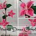Clematis Princess Diana pattern