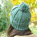 Pine Garden Hat pattern