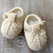 40 / Baby Booties pattern