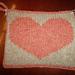 Sweetheart Trivet pattern