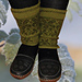 Sylva Ankle warmers pattern