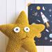 Stella Strana | Star Cushion pattern
