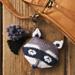 Robby Raccoon pattern