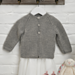 Cozy Classic Baby Cardigan pattern
