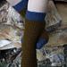 Pendragon Socks pattern