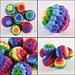 Puffballs pattern