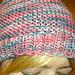 Beanie hat and zig-zag scarf pattern