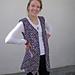 Lauren Swing Vest pattern