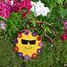 Sun Flower Power Bag pattern