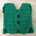 Fisherman / Tuxedo Vest pattern