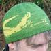 Treasure On His Mind Doubleknit Hat pattern