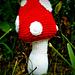Mushroom Amigurumi pattern