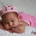 Newborn Princess Tiara Crown pattern