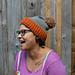 Tarma Stripy bobble hat pattern