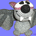 The Bat/ Fledermaus pattern